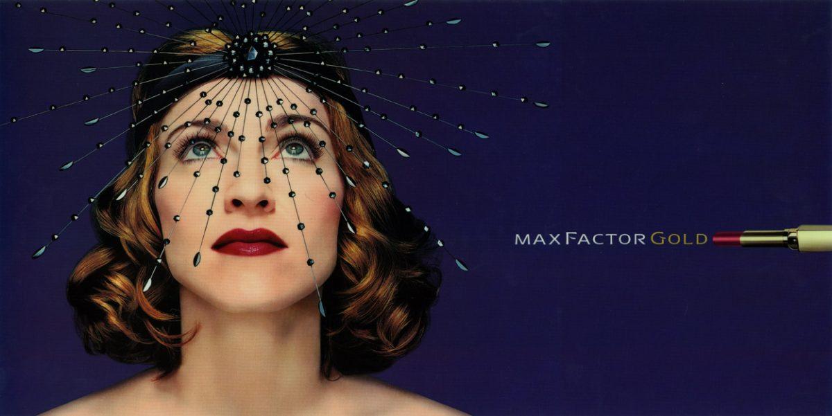 Max Factor Madonna