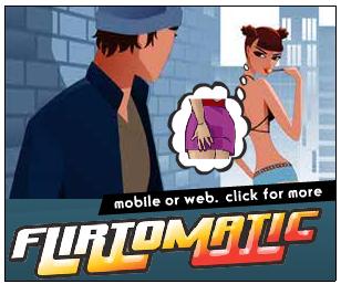 Flirtomatic banners