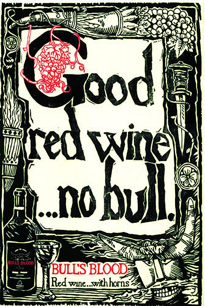 Bulls Blood poster
